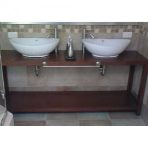 Base para lavabos