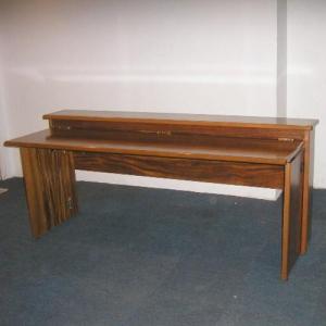 Mesa lateral de apoyo