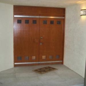 Puerta interior Cerezo
